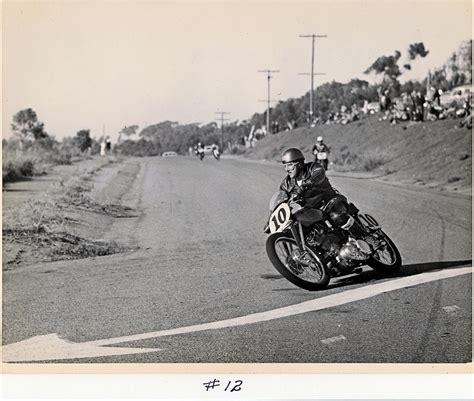 vintage motocross races vintage moustache racer silodrome