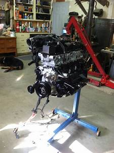 Toyota 22re Engine All Rebuilt And Ready To Put Back In