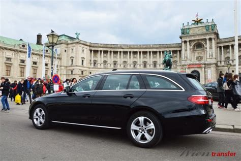 Airport Limousine Transfers by Vienna Airport Limousine Transfers Wientransfer