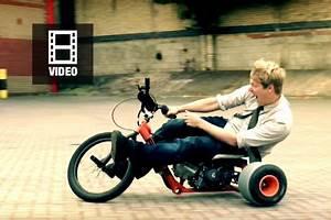 Motorrad Mit 3 Räder : drift trike selber bauen bauanleitung von colin furze ~ Jslefanu.com Haus und Dekorationen