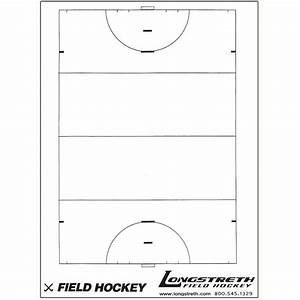Field Hockey Diagram Tablet