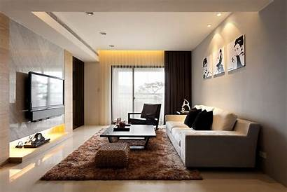 Modern Decor Living Minimalist Decorating Contemporary Decoration