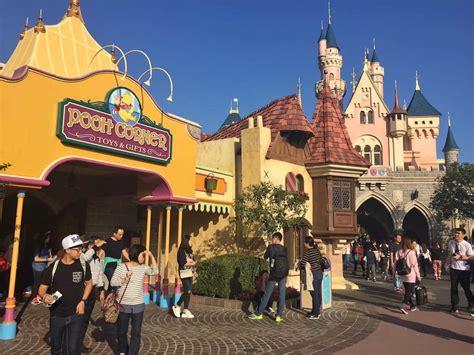 Hong Kong Disneyland Tips  Mum on the Move