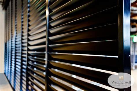 aluminium louvre awnings qblinds brisbane gold coast