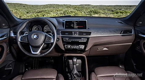 2016 bmw dashboard bmw x1 2016 dashboard autonetmagz