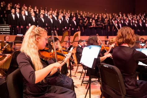 This rewarding career involves helping learners develop music skills and an appreciation for the arts. Bachelor of Music Degree in String Performance | Liberty ...