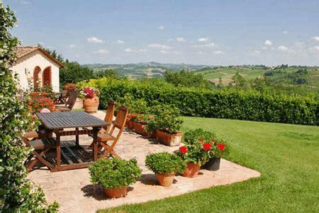 Backyard Ideas, Tuscan Decorating Style