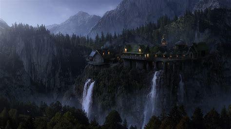 fantasy landscape wallpaper p long wallpapers