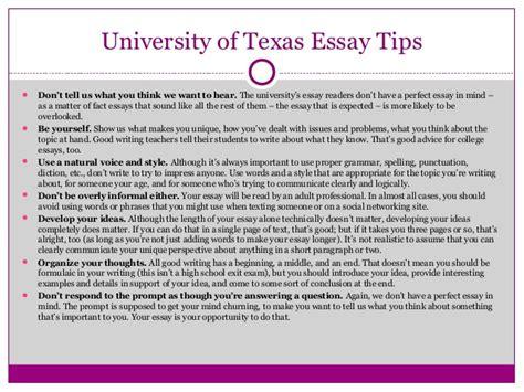 ut essay c prompt 10 insider tips for your