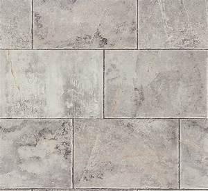Tapete Auf Fliesen : tapete vlies fliesen grau rasch home style 461503 ~ Michelbontemps.com Haus und Dekorationen