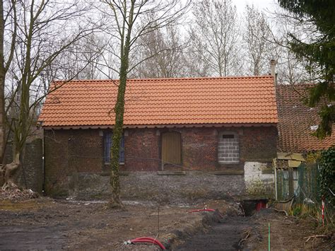 leien of pannen dakbedekking met pannen of leien daco dakwerken ronse