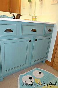 11 low cost ways to replace or redo a hideous bathroom With making a bathroom cabinet