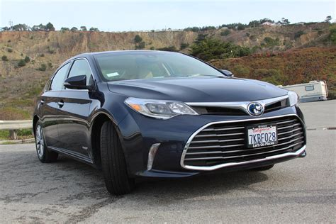 2018 Toyota Avalon Test Drive Review Cargurus