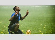 Equipe de France nouveau record pour Pogba