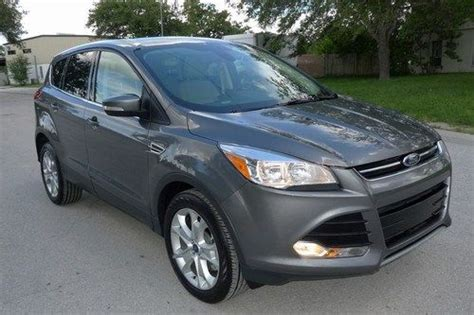 auto body repair training 2013 ford escape seat position control buy used 2013 ford escape sel 2 0l ecoboost sunroof engine leather heated seats ms sync in