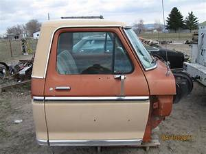 Rust Free 73-79 Cab