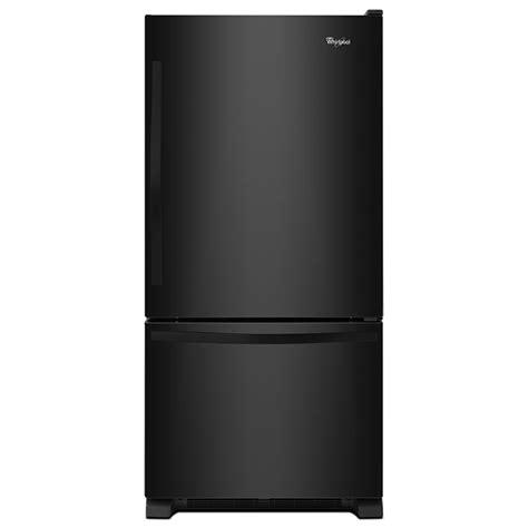 refrigerateur congelateur noir whirlpool mc r 233 frig 233 rateur 224 cong 233 lateur au bas 33 quot 22
