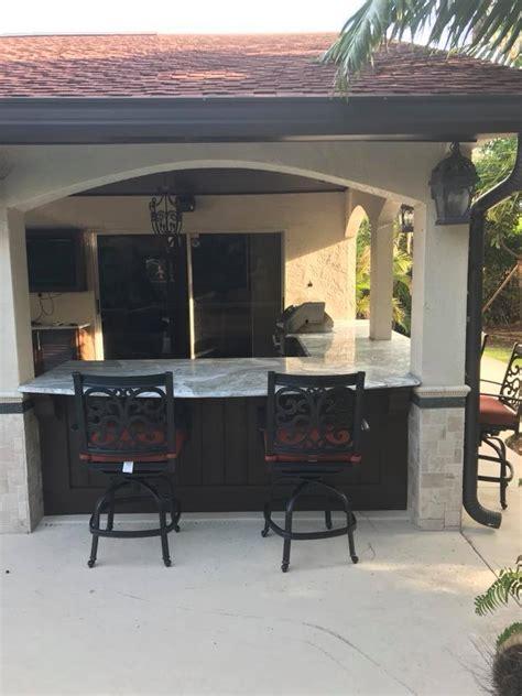 outdoor kitchen cabinets installation  melbourne fl