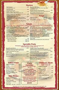 restaurant menu templates graphics and templates With menue templates