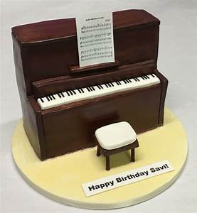 Upright Piano Cake - Girls Birthday Cakes - Celebration