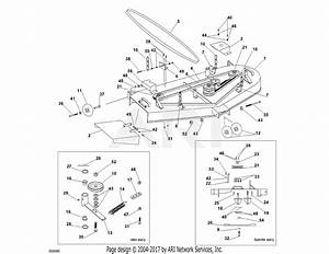 Dr Power Deck Parts Diagram For Deck 48 U0026quot