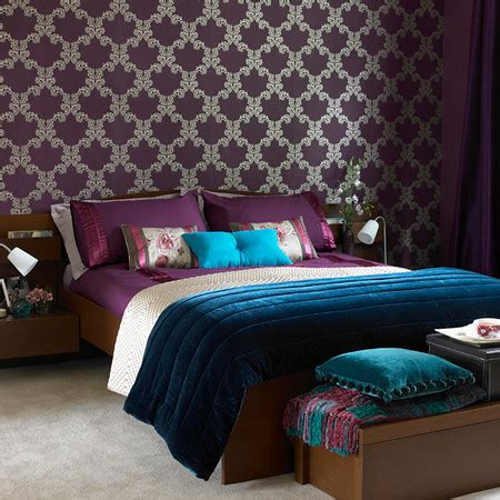 Farbe Für Türrahmen by Magisches Lila Schlafzimmer F 252 R Moderne Inneneinrichtung