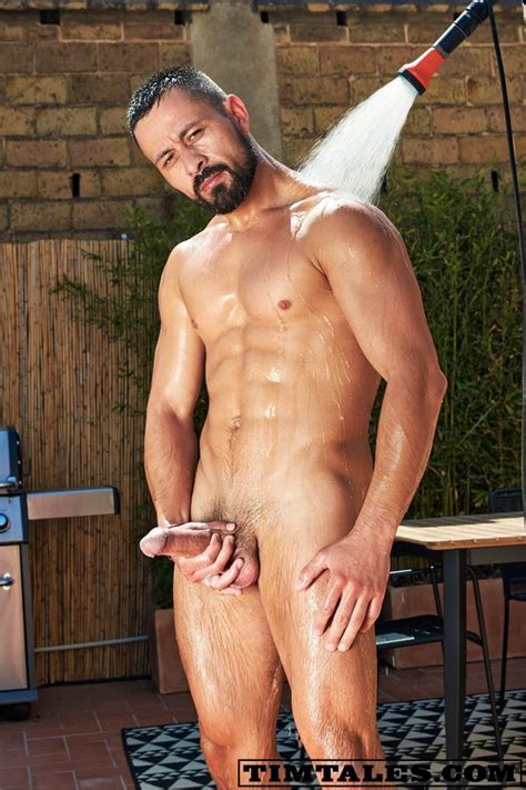 model of the day christian sam tim tales… daily squirt