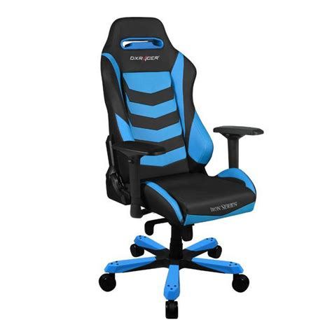 dxr gaming chair blue buy dxracer iron series gaming chair black blue