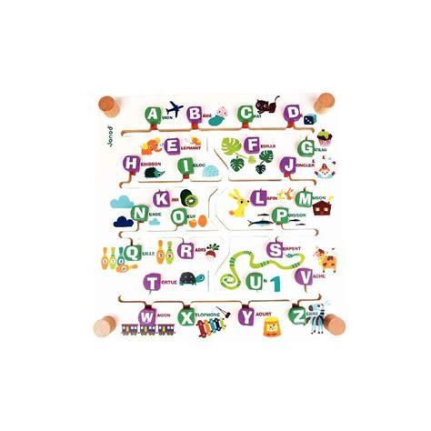 frais de port anglais labyrinthe alphabet bilingue janod apprendre l anglais sur planet eveil