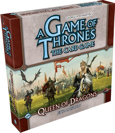 about queen of dragons fantasy flight games