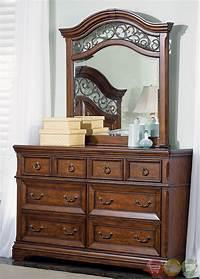 nice traditional bedroom dresser KSL Bedroom Set | Brownstone Bedroom Furniture