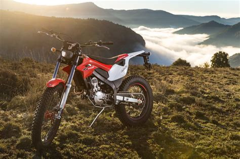 Montesa 4ride Is A Fantastic Go-anywhere Street-legal