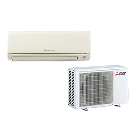 Mitsubishi Cooling Systems by Mitsubishi 9k Btu 24 6 Seer Cooling Only System In