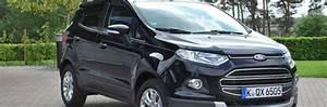 Ford Ecosport Essai : essai ford ecosport facelift ~ Medecine-chirurgie-esthetiques.com Avis de Voitures