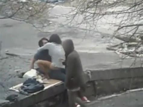 Crazy Couple Having Sex On Public Place Free Porn Videos