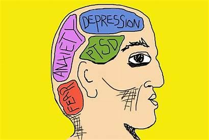 Mental Health Clipart Disorder Psychiatric Anxiety Mentally