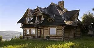 bio construction bois massif et bois corde dossier With maison en pierre ponce 11 la maison mickael60 page 17