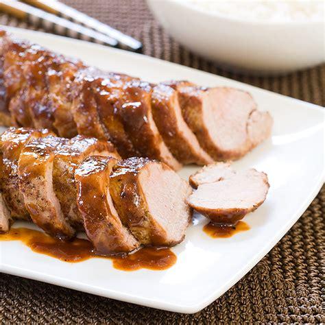 Chinese Glazed Pork Tenderloin  Cook's Country