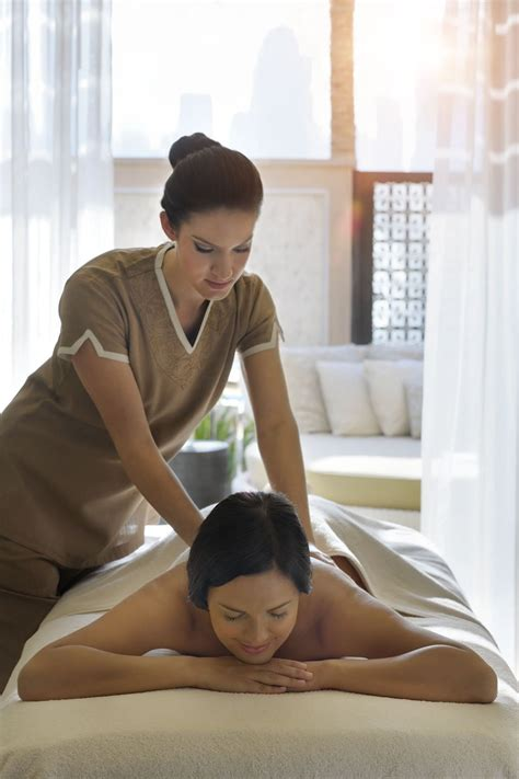 Spa Of The Week One And Only Private Spa At One And Only The