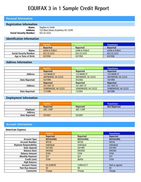 equifax credit bureau credit reports template aplg planetariums org