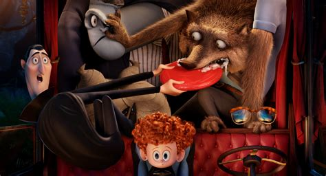 hotel transylvania 2 you can check out but your heart might now want to leave beyond dracula