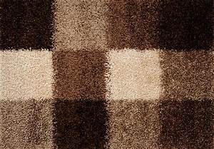 Hochflor Teppich Braun : luxor living teppich faenza karo beige braun hochflor hochflor teppich bei tepgo kaufen ~ Orissabook.com Haus und Dekorationen
