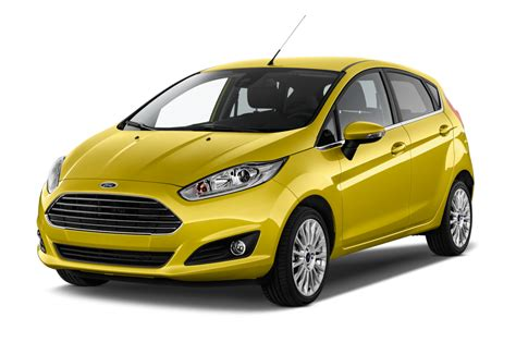 2018 Ford Fiesta Reviews And Rating Motor Trend