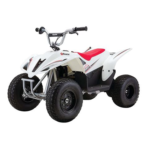 Razor 500 Dlx Kids Rechargeable Electric Dirt Quad 4
