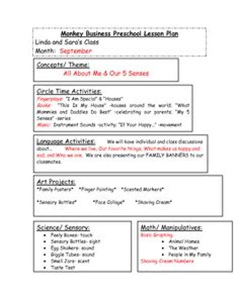 preschool is planning activities all about me lesson 281 | bf7cb933fe4af570680a1fd697792b45 lesson plan format lesson plans