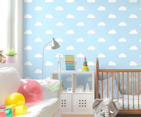 kinderzimmer deko mit wolken  tipps und  beispiele