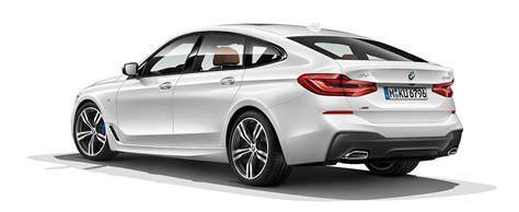 Bmw 6 Series Gt Backgrounds 2018 bmw 6 series gran turismo back side view hd