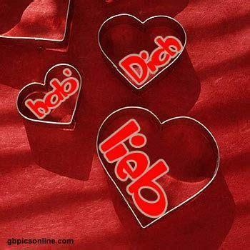 ich hab dich lieb gb pics spr 252 che ich liebe dich
