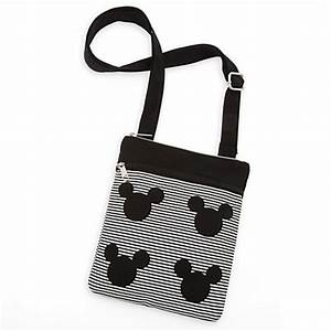 your wdw store disney crossbody bag mickey mouse icon With letter carrier bag