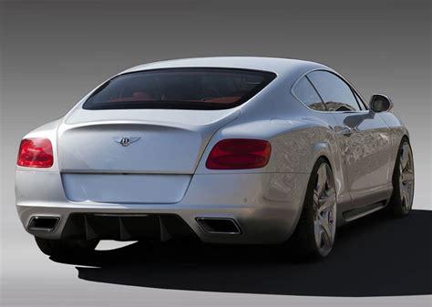Imperium Automotive Dévoile La Bentley Continental Gt
